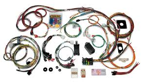 1965 mustang wiring harness 22 circuit direct fit 1965 66 mustang chassis harnessdetails