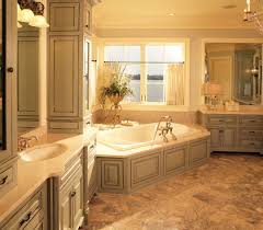bathroom small color ideas on a budget fireplace bath sloped