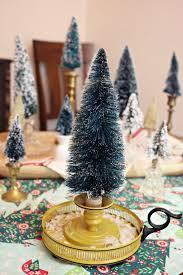 Mini Christmas Tree Crafts - easy miniature christmas tree craft y u0027all jenny on the spot