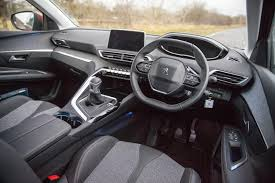 peugeot 3008 interior seat new 3008 digs its claws into suv market u2026 used cars ni blog
