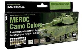 michigan toy soldier company vallejo us army vehicles merdc