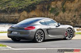 porsche gray 2013 porsche cayman s review video performancedrive