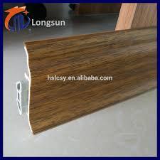 Laminate Floor Trim Vinyl Flooring Tile Pvc Skirting Board Trim Buy Flexible Floor