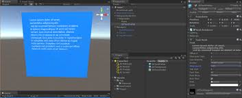 Hit The Floor Moving Screens - dotnet by example building a floating hololens u0027info screen u0027 1