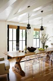 Black Farmhouse Table Dining Room Decorations Farmhouse Dining Table With Modern