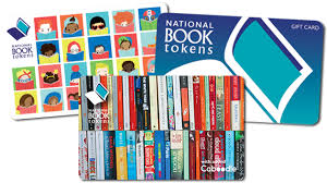 gift card book national book tokens