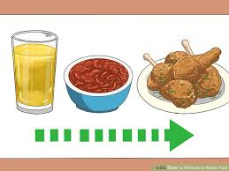 how to perform a water fast 15 steps with pictures wikihow
