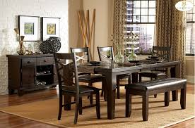 Espresso Dining Room Set by Hawn 2438 82 Dining Table By Homelegance In Espresso W Options