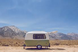 this retro camper trailer was inspired by vintage design curbed