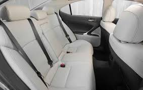 lexus rc backseat 2012 lexus is 350 information and photos zombiedrive