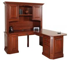 Cherry Wood Desk With Hutch Cherry Wood Computer Desk With Hutch