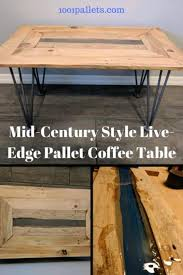 Coffee Table From Pallet Pallet Coffee Table Diy Plans 1001 Pallets