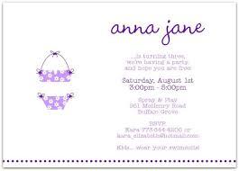 invitations purple birthday party invitations the tomkat