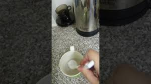 does this work remove tea and coffee stains with table salt youtube