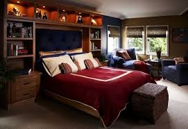cool bedroom ideas for guys gallery black painted wooden chest of