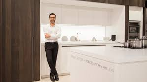 porcelanosa cuisine porcelanosa grupo and quique dacosta join their talents together