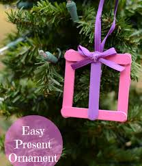 easy kid s present ornament ithappensinablink use simple