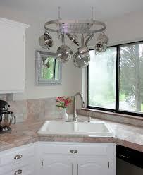 kitchen appealing cool kitchen corner sink cad block dazzling