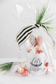 truffle chocolate gift tag printable with lindt