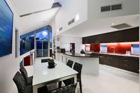 Modern Kitchen Designs 2013 by Architecture Adorable Red Accents Decorating Ideas In 2013 With