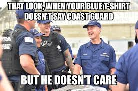 Security Guard Meme - uniform board 45 making comdtinst coast guard memes facebook