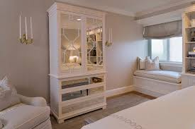 Armoire With Glass Doors How Do You Spell Armoire Gallery Of Armoire Mirrored Armoire