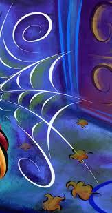 pumpkin iphone wallpaper halloween pumpkins and spider web drawing hd wallpaper