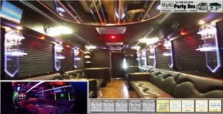 party bus prom party bus new jersey nj limos limousines wedding prom
