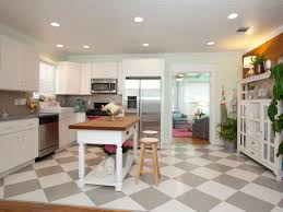 how to install a kitchen island tile floors best flooring for entryway island different color