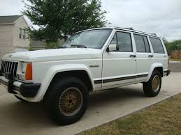 1989 jeep wagoneer limited sell used 1989 jeep cherokee limited 4x4 4 0 litre in line six