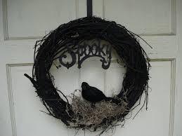 Wreath Halloween Halloween Wreath Ideas Airtnfr Com