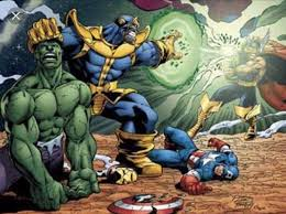 Sentry Vs Thanos Whowouldwin Who Would Win Darkseid And His Army Vs The Quora