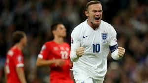 shaqiri hairline england 2 0 switzerland wayne rooney becomes england s all time