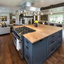 blue kitchen islands photos hgtv