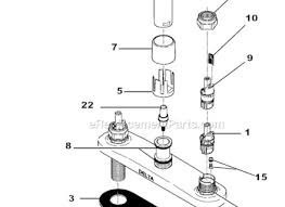 standard kitchen faucet parts diagram kitchen tebisa faucet parts standard shower diagram of