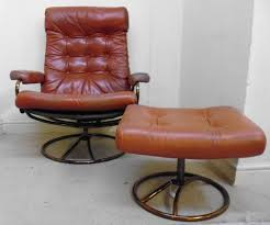 vintage recliner chair home furnishings