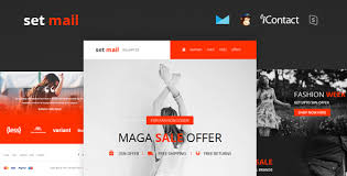 set mail responsive e mail template online access by