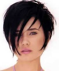short haircuts for round face thin hair ideas for 2018 page 4 of 4