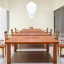 Wooden Boardroom Table Contemporary Boardroom Table Wooden Rectangular Modular