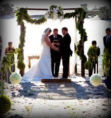 wedding arches rental miami wood wedding canopy chuppah rentals miami south florida los