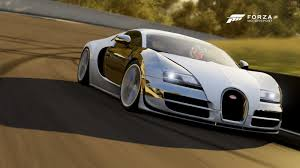 gold and white bugatti replica vprocar u0027s replica paint shop u002717 dodge challenger t a