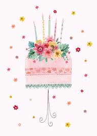 martini birthday wishes greeting cards birthday cards felicity french illustration