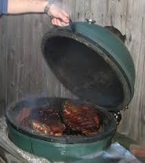 big green egg fan bbq ribs on the big green egg smoke em if you ve got em capital