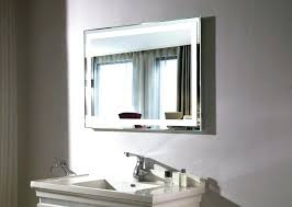 wall mounted magnifying mirror with light wall mounted magnifying mirror bronze lights led lighted mirrors