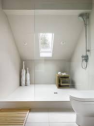 skylight bathroom design decoration