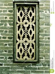 lovely brick house plan 3 window brick wall asia chinese