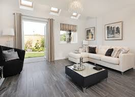 build a living room the dulwich pentland homes new build homes and developments in