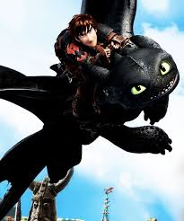 train dragon 2 hiccup toothless train