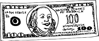 100 dollar bill coloring page hundred dollar bill coloring page