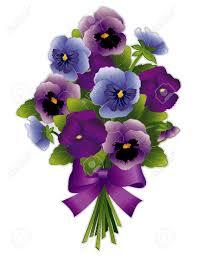 100 viola flowers viola flower arrangement balsam hill 1018